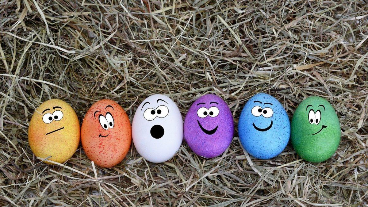 5 tips voor Pasen